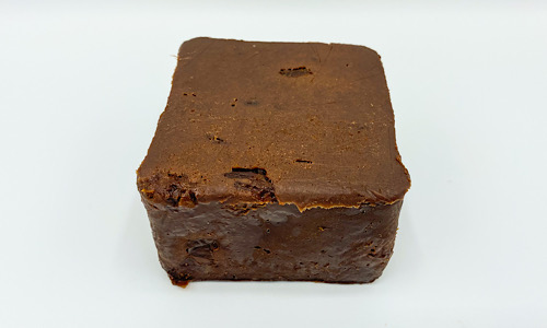 8 oz. Chocolate Cheese Fudge With Cherries