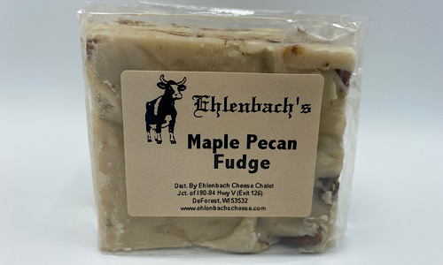 5-7oz. Fudge - Maple Pecan